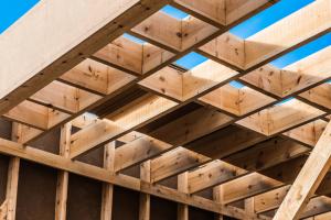 Holz im Bau - Themenfoto